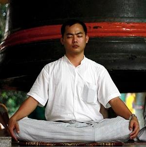 Jon Kabat-Zinn On Meditation Practice